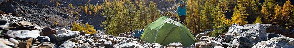 Namioty nadmuchiwany